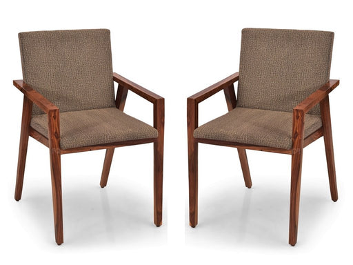 Max Chair in Teak Finish