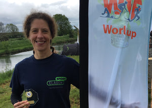 Helen Russell becomes a World Champion!