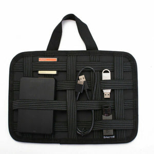 Gridlock: Your Bag Organizer