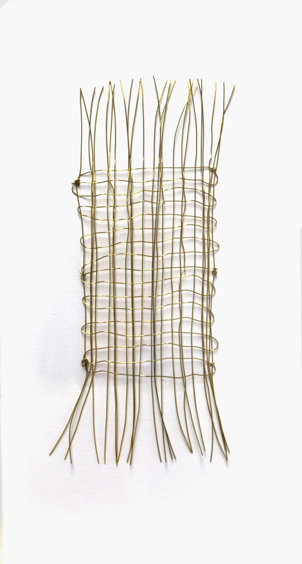 Poppy Kural, Crossed Wires, 2019, $520 AUD