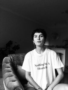 RUSSH x Nathan Smith Nothing But A Heartache tee