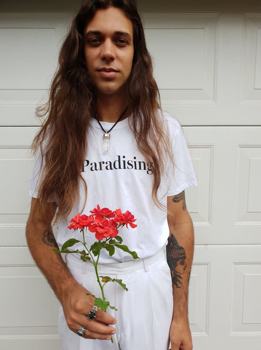 RUSSH x Nathan Smith Paradising T-shirt