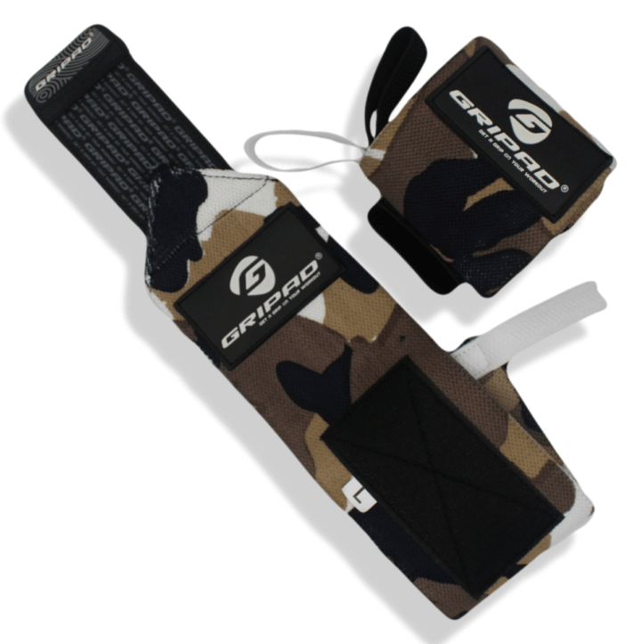 Gripad Wrist Support | Weighlifting Wrist Wrap