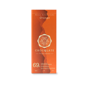 CHOCQLATE Bio Schokolade 5er-Mix N° 5