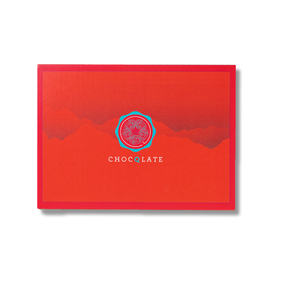 Gift set scarlet mix 3