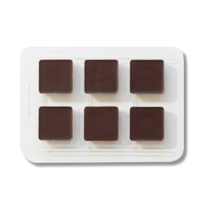 Chocolate mold cubes