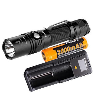 Fenix PD35 flashlight edition with 1000 lumens of lithium power