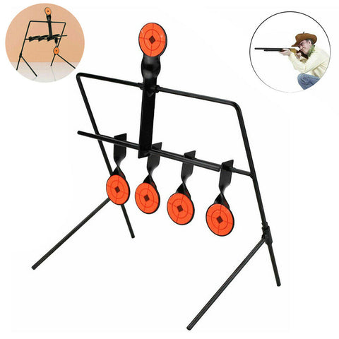 Hunting Shooting Targets Spinning Airgun BB Paintball Airsoft Pellet Gun Shoot