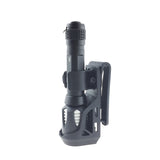 "NEXTORCH Rotatable Tactical Flashlight Holder V5 for 1""-1.25"" Flashlight"