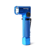 Nicron 600lm Magnetic Rechargeable Led Flashlight B74