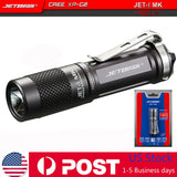 Jetbeam 480 Lumens Portable Flashlight Cree XP-G2 LED Waterproof Torch JET-I MK