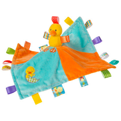 TAGGIES CHARACTER BLANKET - Dipsy Duck