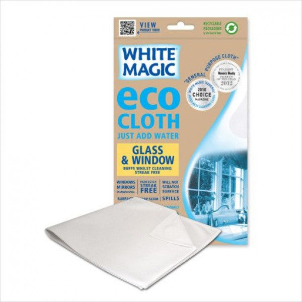 White Magic ECO CLOTH-Glass & Window