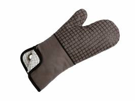 Maxwell & Williams Single Oven Mitt Charcoal