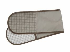 Maxwell & Williams Double Oven Mitt Taupe