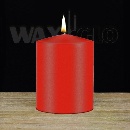 WAXGLO-Wrapped Candle 75x100mm