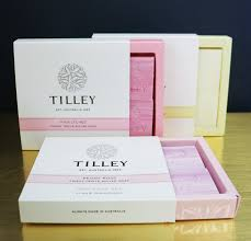 TILLEY GIFT SOAP SET