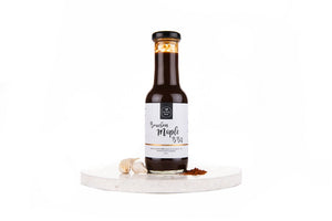 PEPPER & ME Bourbon Maple BBQ Sauce