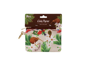 NZ PARRS COIN PURSE ASSORTED