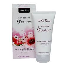 FLOWERS Hand and Nail Creme (TOP SELLER)