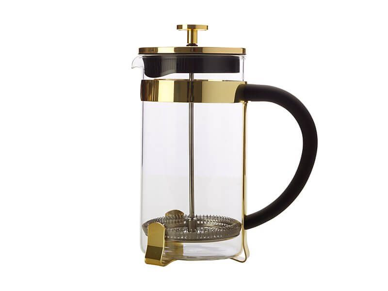 Maxwell & Williams Blend Coffee Plunger 1lt (Gold)