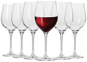 KROSNO Harmony Red Wine Glasses 450ml
