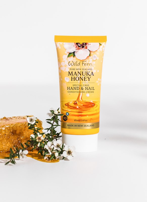 MANUKA HONEY Hand and Nail Creme (TOP SELLER)