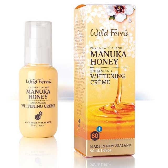 MANUKA HONEY Whitening Creme