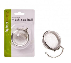 TEAOLOGY Mesh Tea Ball Large