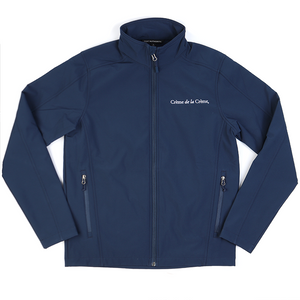 Mens Soft Shell Jacket - NAVY