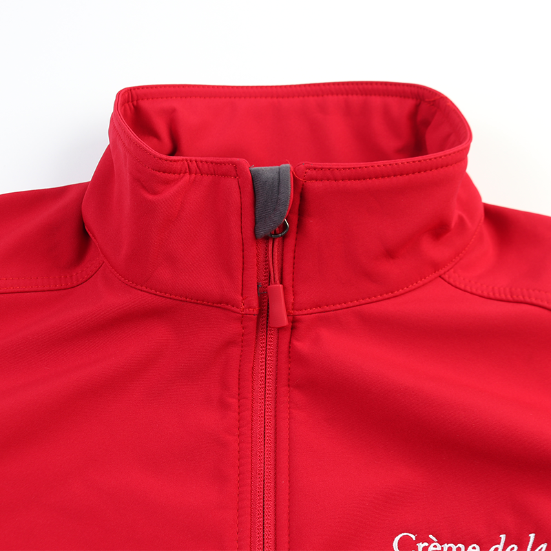 Mens Soft Shell Jacket - RED