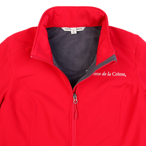 Ladies Soft Shell Jacket - RED