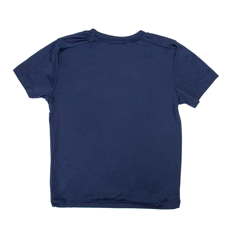 YOUTH UV PRO SWIM SHIRT - NAVY