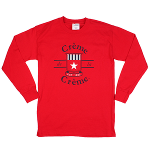 YOUTH LONG SLEEVE T-SHIRT - RED