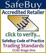 Safe Buy Accredited Retailer