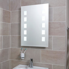 Phoenix Calisto Back Lit Heated Mirror | MI008 | MI006