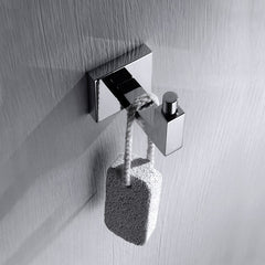 Square Design Bathroom Robe Hook