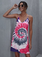 Load image into Gallery viewer, Tie Dye Cami Dress
