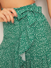 Load image into Gallery viewer, DALMATIAN PRINT RUFFLE SKIRT