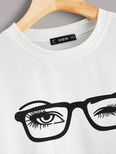 Load image into Gallery viewer, EYE PRINT SHORT SLEEVE TEE
