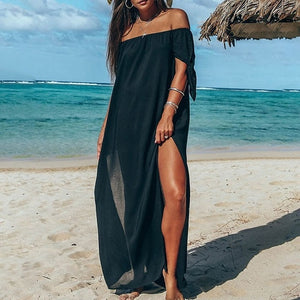 BEACH LONG DRESS