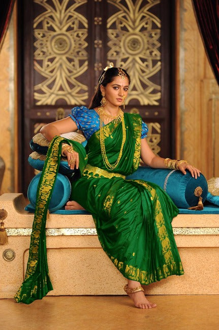 Alluring Color Green  Joya silk Fancy Saree