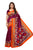 Exotic Wine Mysore Art Silk Printed Saree