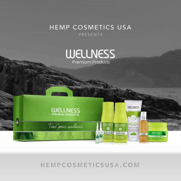 CosmoProf Awards Hemp Hair Care Therapy Best Overall