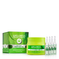 Wellness Premium Products Hemp Cosmetics USA