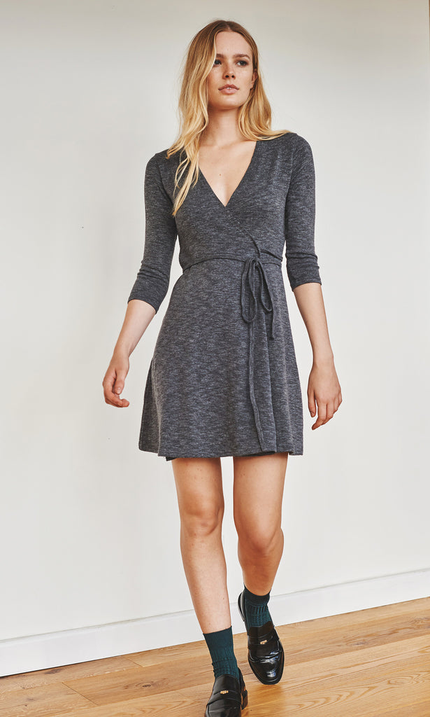 Bobby wrap dress