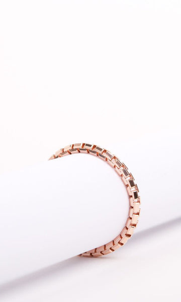 Box Ring Rose Gold