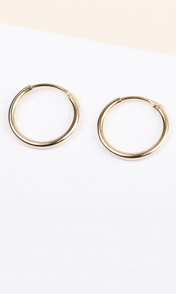 Creol Earrings Gold