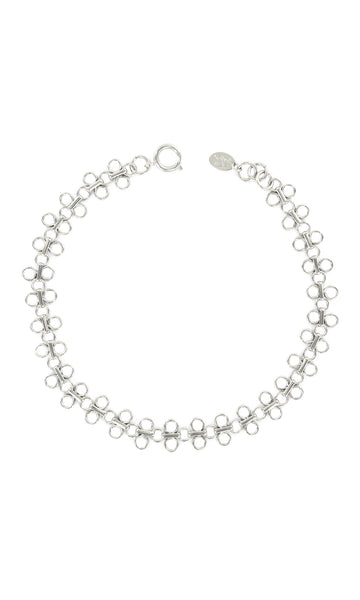 Tattoo palladium choker