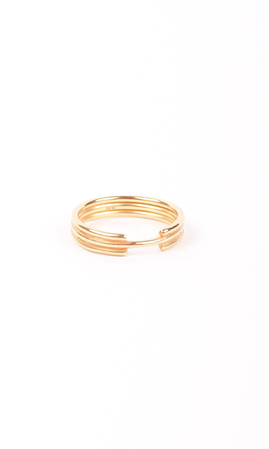 Oslo ring gold